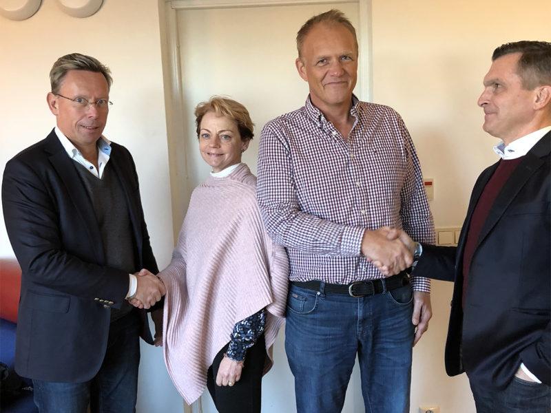 Gubbs Invest etablerar nytt bolag med Saab Ventures –  tillsammans ska de återvinna byggavfall<