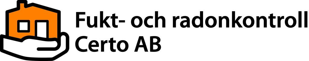 Fukt- och Radonkontroll Certo AB