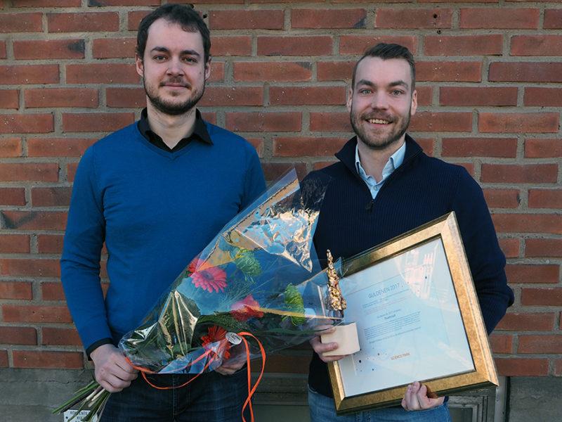 Trustcruit utnämnda till årets Inkubatorsföretag – belönas med 50 000 kr<
