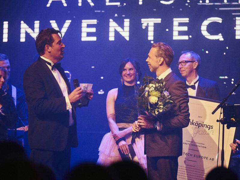 Nominera till Årets innovation i Jönköpings län<