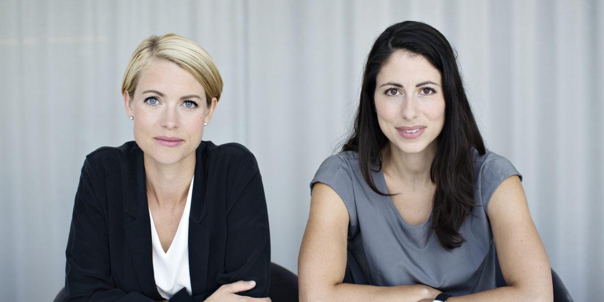 Backing Minds, Susanne Najafi, Sarra Wimmercranz