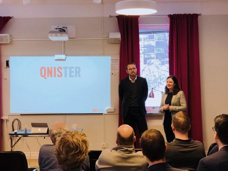 Inkubatorbolaget Qnister växlar upp – skriver avtal med flera nya återförsäljare<