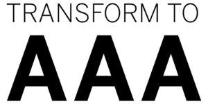 transform to aaa
