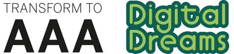 transformaaa-digital-dreams-logos