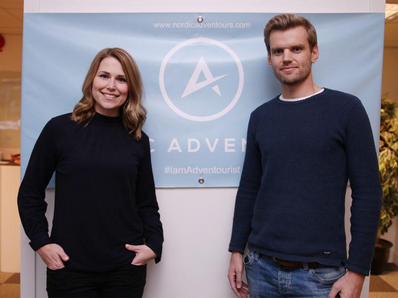 Nordic Adventours tar in kapital och uppdaterar populära reseplattformen<