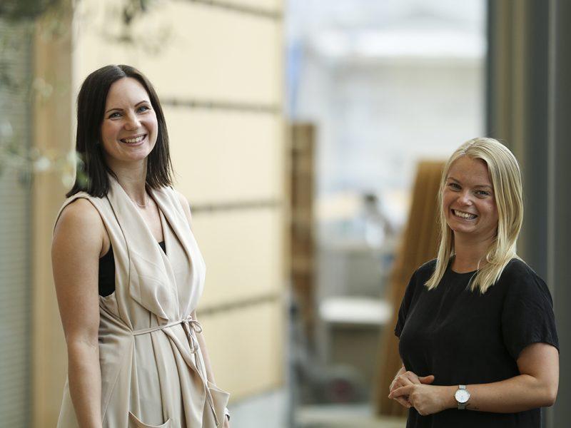 Handelskammaren och Science Park tar över Årets unga ledande kvinna<