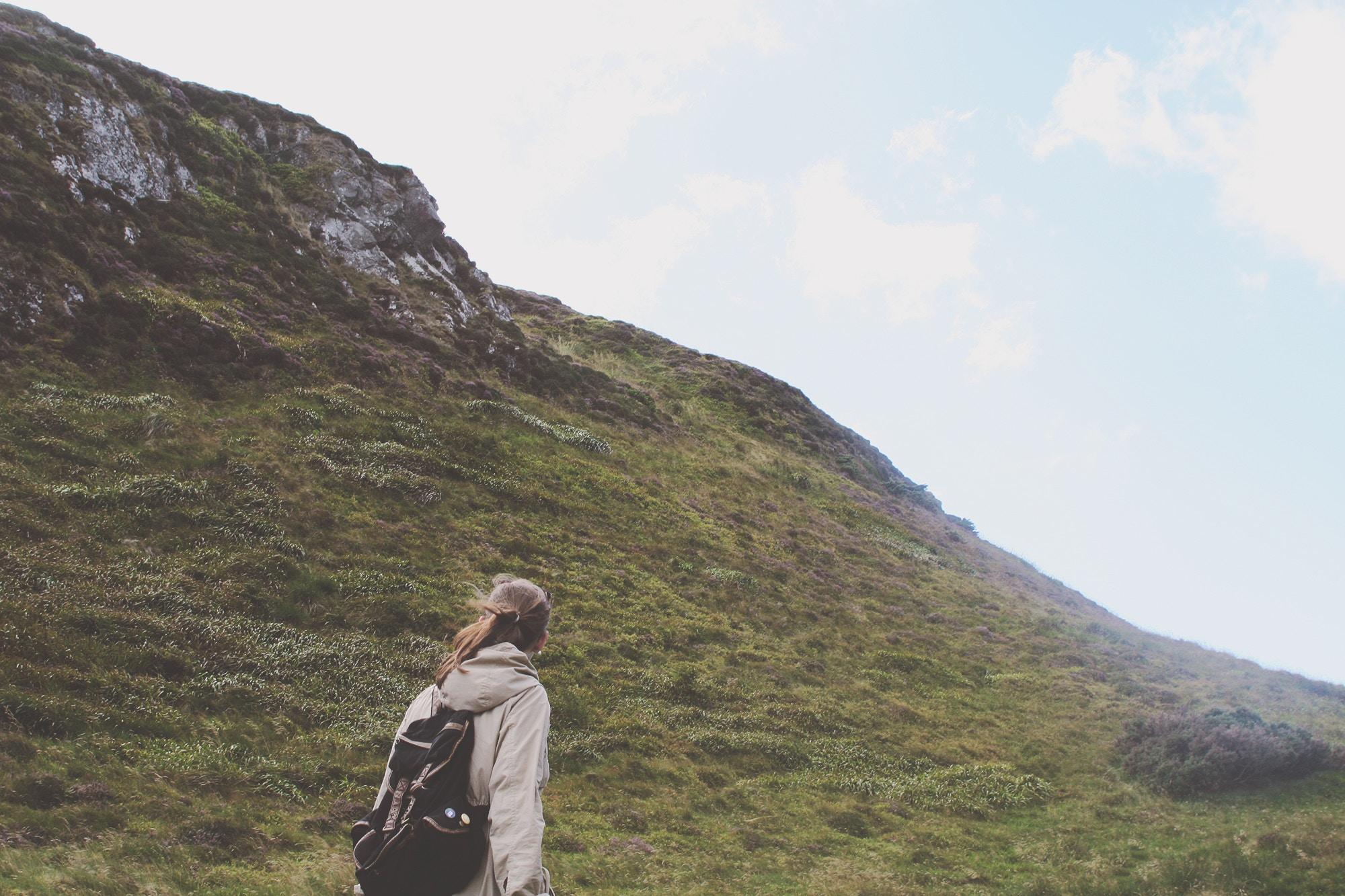 bestiga berg