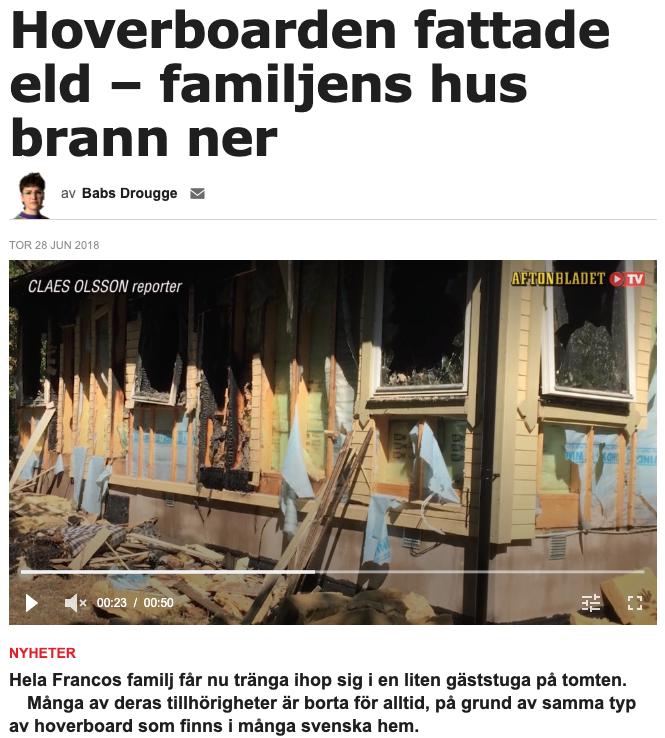 Bild: Aftonbladet