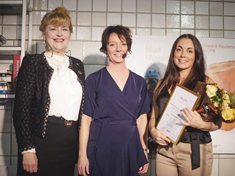 Inkubatorsbolaget Sellamigo tilldelades Sveriges största uppfinnarpris för unga innovatörer<