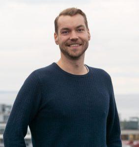 Simon Werner-Zankl, VD Trustcruit