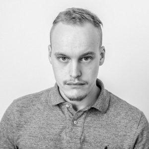 joakim nådell, creative director på reklambyrån Bolt