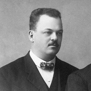 uppfinnaren Gideon Sundbäck som uppfann den moderna dragkedjan