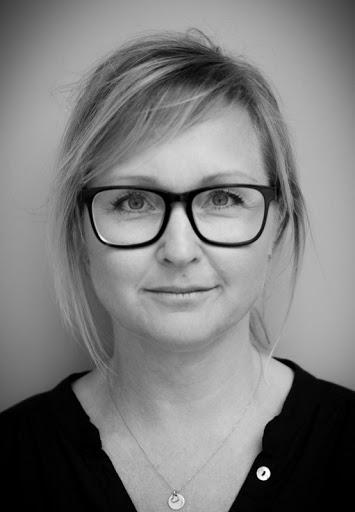 Porträttbild på Mia Ahlqvist, stresspedagog och företagare