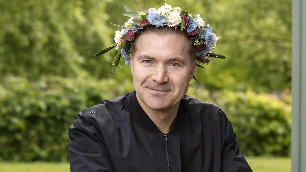Martin Lorentzon, Foto: Mattias Ahlm