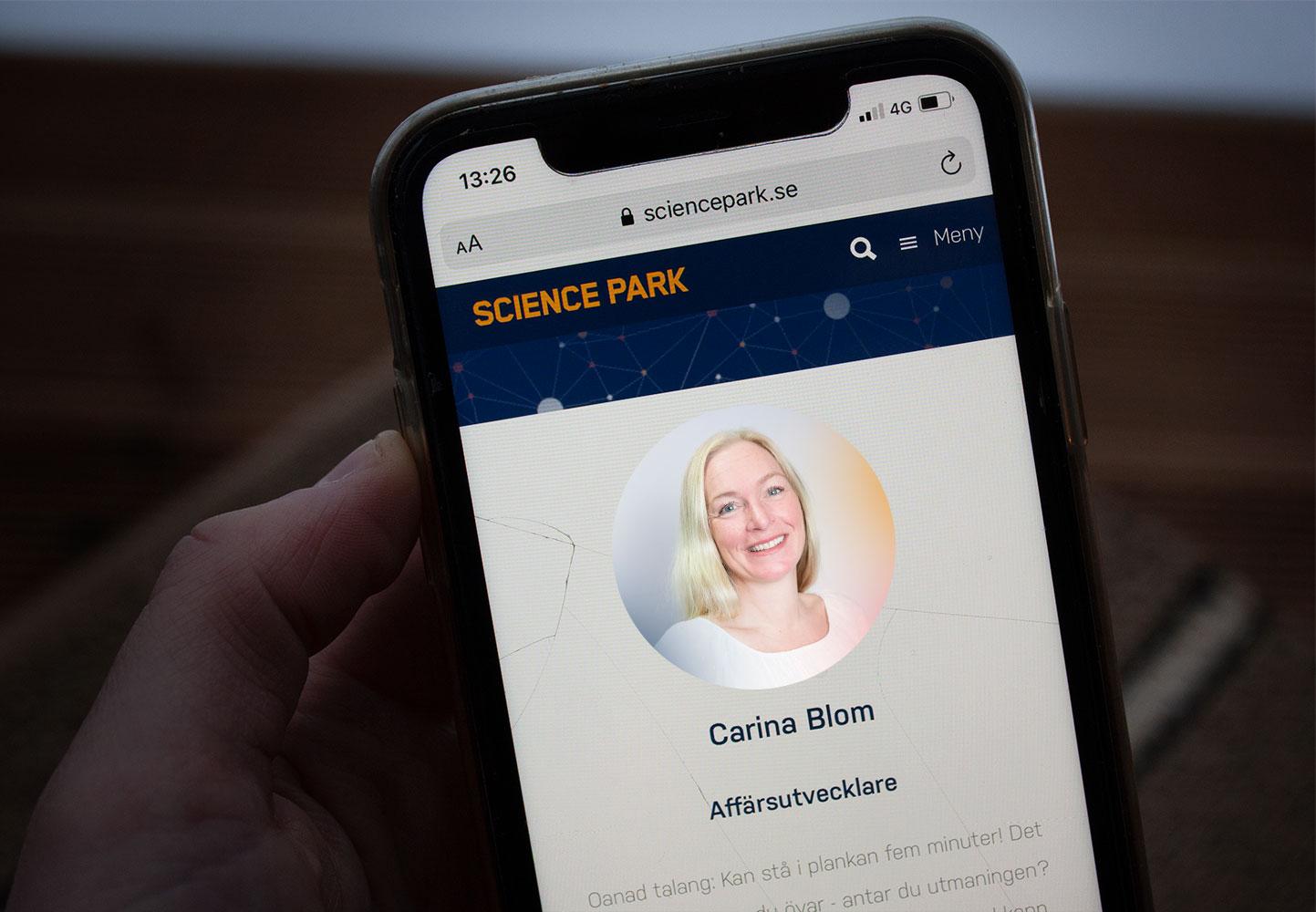 sciencepark-carina