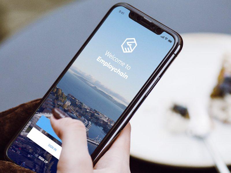 Nu lanseras Employchain – appen som ska göra jobbsökandet lustfyllt<