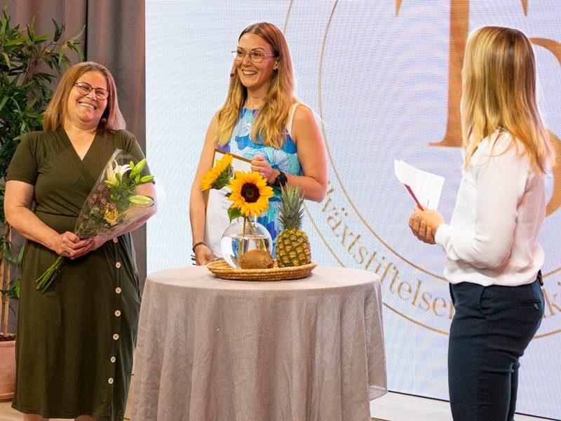 Tillväxtstiftelsen prisar Yalla Jönköping för sitt samhällsengagemang<